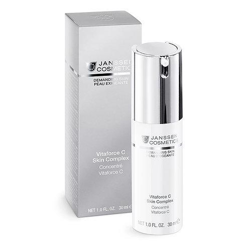 Vitaforce C skin Complex (C-vitamiinitiiviste) 30ml