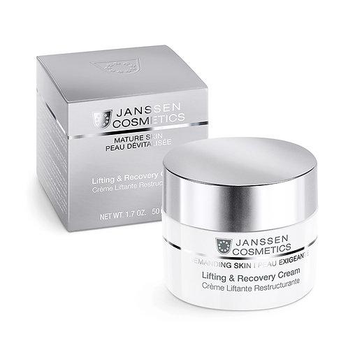 Lifting & Recovery Cream (tehokkaasti kosteuttava lifting voide) 50ml