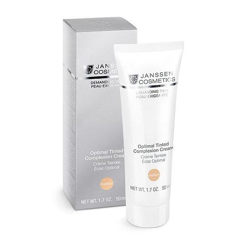 Optimal Tinted Complexion Cream Medium (sävyttävä suojavoide) 50ml