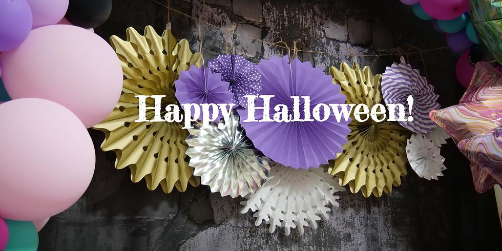 2021 Halloween Photo booth / セルフ撮影会  10/23(土)15:00
