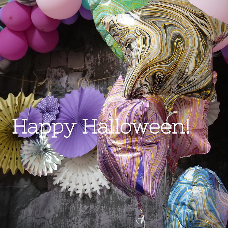 2021 Halloween Photo booth / セルフ撮影会  10/27(水)10:00