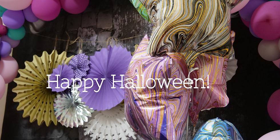 2021 Halloween Photo booth / セルフ撮影会  10/20(水) 11:00