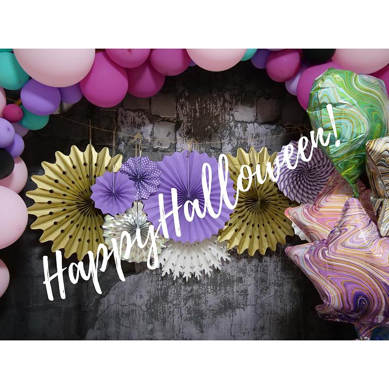 2021 Halloween Photo booth / セルフ撮影会  10/29(金)10:00