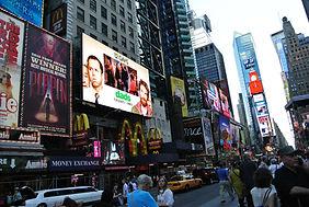 ニューヨーク, タイムズスクエア, カナダ, トロント, 留学エージェント
