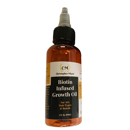 Biotin Infused Growth Oil