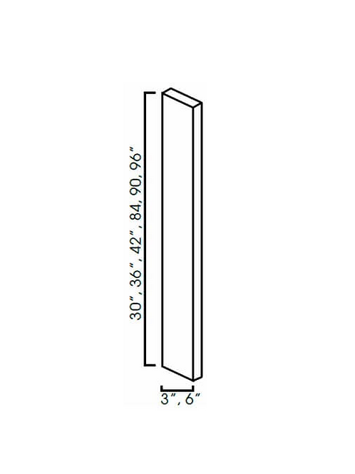 WF384-3/4 GREYSTONE SHAKER