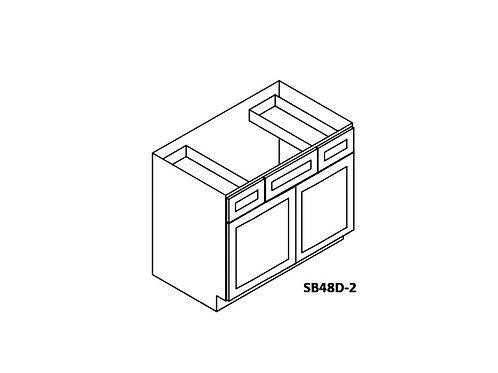 SB48D-2 PEPPER SHAKER