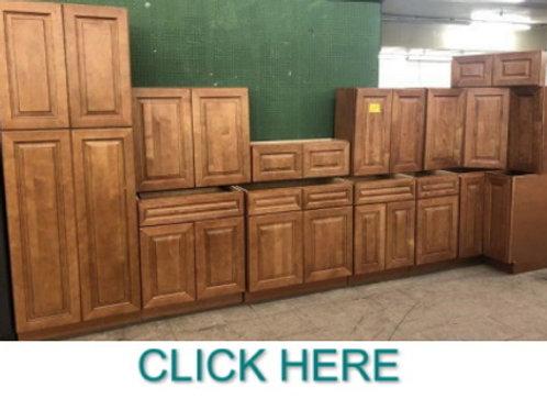 13pc. 10'x15' Newport Kitchen  Cabinet Set