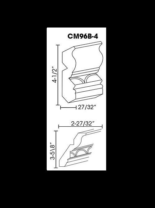 CM96B-4 PEPPER SHAKER