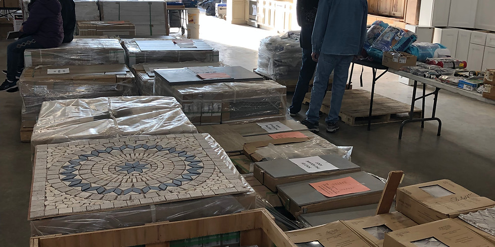 3-Day Home Building Supplies Buying Event in Florence!