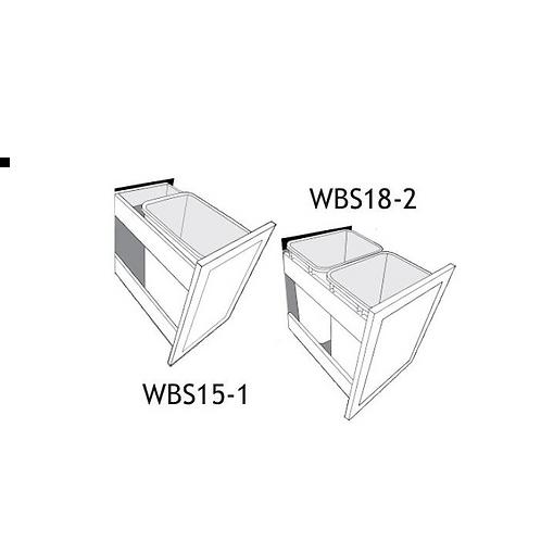 WBS 18-2 EBONY SHAKER