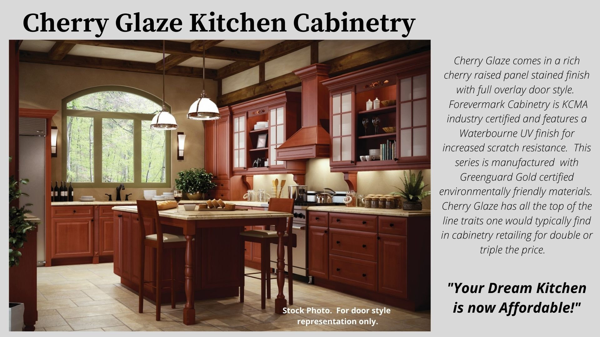 12 Pc 10 X 12 Standard Kitchen Mb Cabinetry