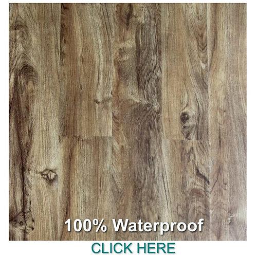 100-3 Heritage Plank Rigid Core Pro Series Vinyl Click 100% Waterproof