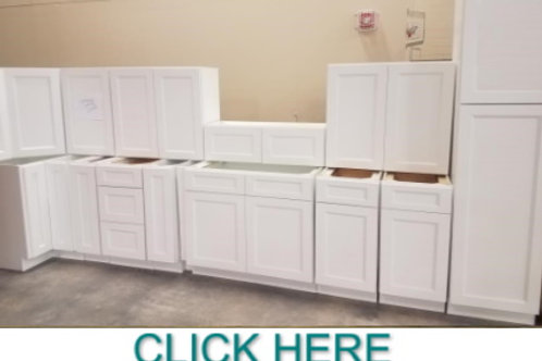 13pc. 10'x14' Uptown White Kitchen  Cabinet Set