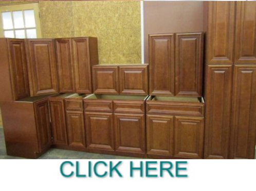 10'x12' Cornered Charlton Kitchen  Cabinet Set