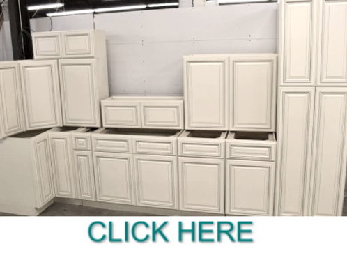 10'x12' Signature Pearl Kitchen  Cabinet Set
