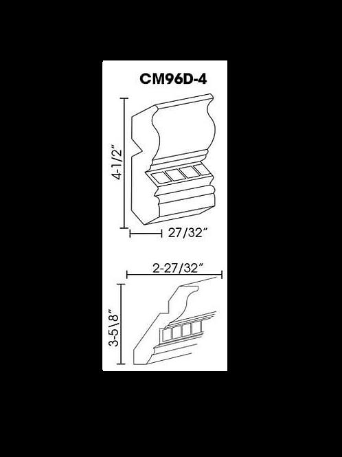 CM96D-4 CINNAMON GLAZE
