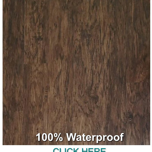 100-4 Sierra Plank Rigid Core Pro Series Vinyl Click 100% Waterproof
