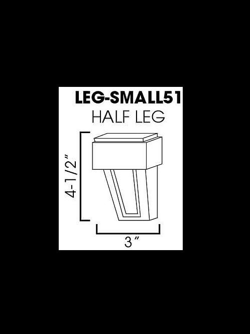 LEG-SMALL51 PEPPER SHAKER
