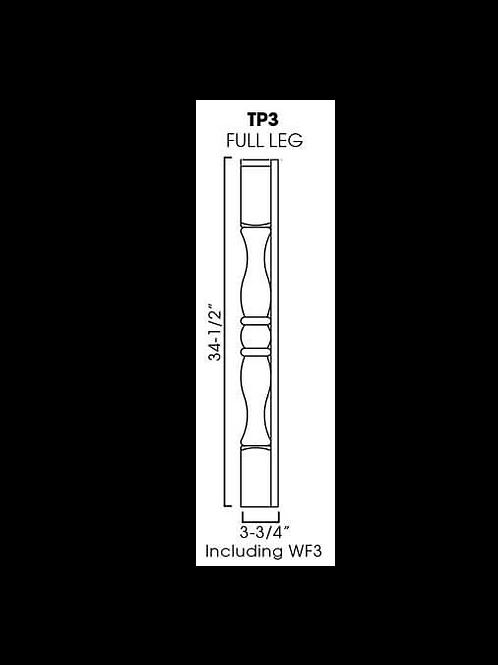 "TP3/WF34-1/2"" GREYSTONE SHAKER"