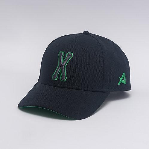 X Curved Cap