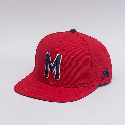 M Flat Cap