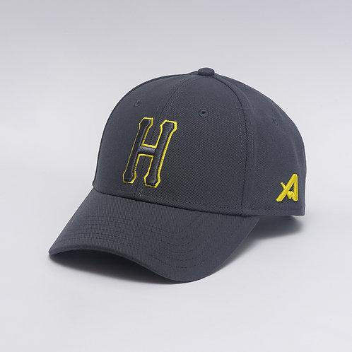 H Curved Cap