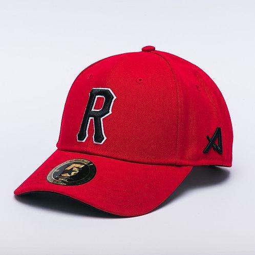 R Curved Cap