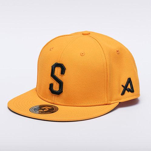 S Flat Cap