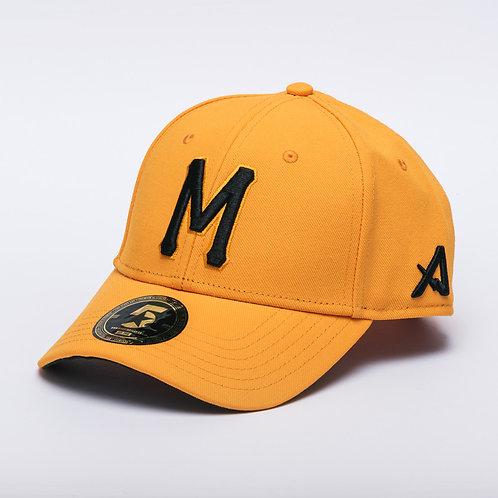 M Curved Cap