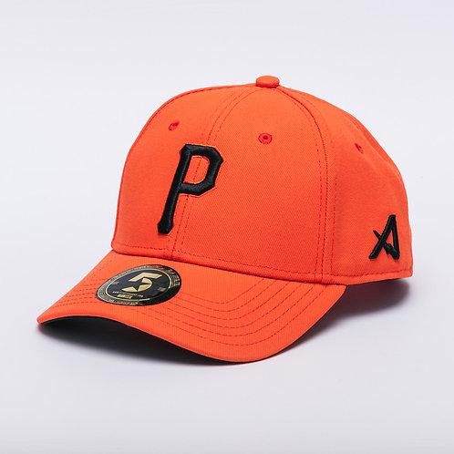 P Curved Cap