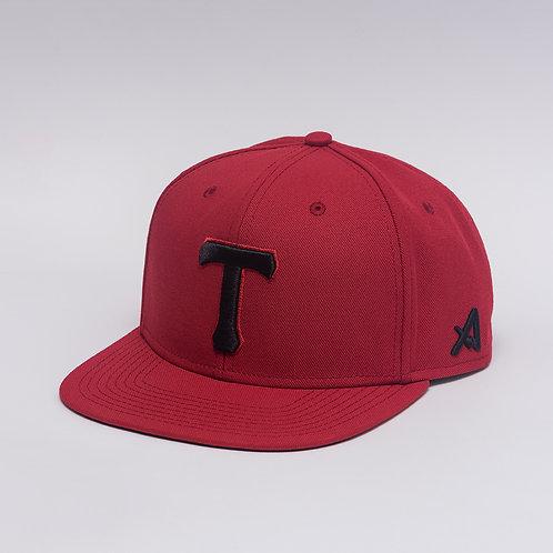 T Flat Cap