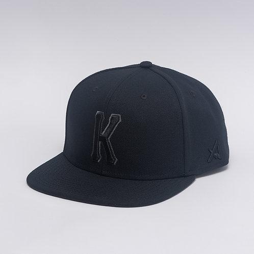 K Flat Cap