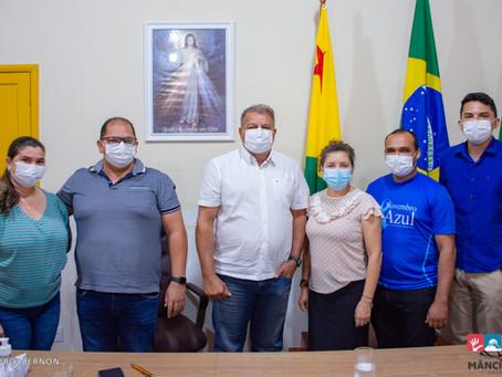 Valorização profissional:Prefeitura de Mâncio Lima concede abono salarial aos trabalhadores da saúde