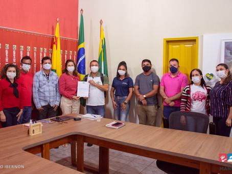 Prefeitura de Mâncio Lima adere ao Programa Cidade Empreendedora junto ao SEBRAE