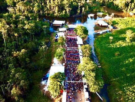 Mais de 20 mil pessoas prestigiaram o Carnaval ecológico de Mâncio Lima