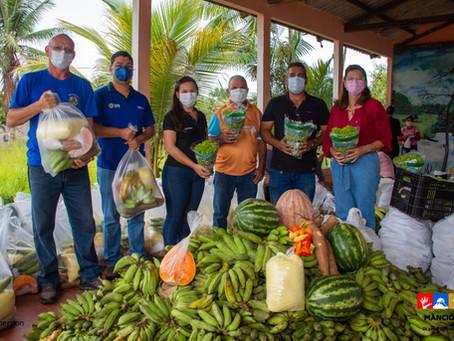 Prefeitura de Mâncio Lima e Governo do Acre investiram mais de R$ 230 mil na agricultura familiar