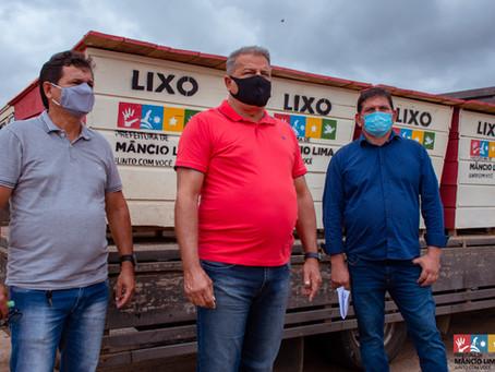 Prefeitura de Mâncio Lima intensifica ações de prevenção e combate a dengue.