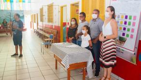 Mâncio Lima retoma aulas presenciais na rede municipal após 19 meses