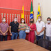 Prefeita em exercício Ângela Valente recebe Reitora da Universidade Federal do Acre Dra.Guida Aquino