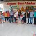 Prefeitura de Mâncio Lima realiza entrega de presentes e cestas básicas nas escolas municipais.