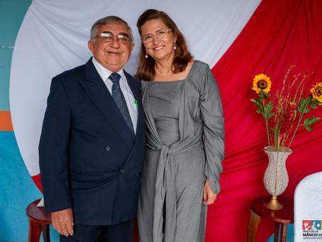 Prefeitura de Mâncio Lima homenageia ex-prefeito Luiz Helosman