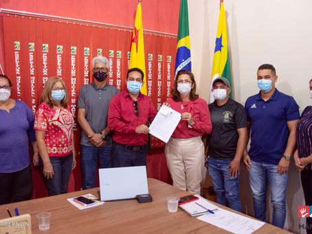 Credito Habitação: Prefeitura de Mâncio Lima e Incra discutem captação de recursos para assentados