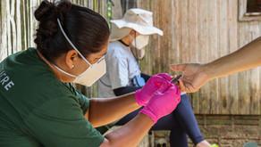 Estudo realizado em Mâncio Lima apresenta relação entre dengue e o vírus da Covid-19