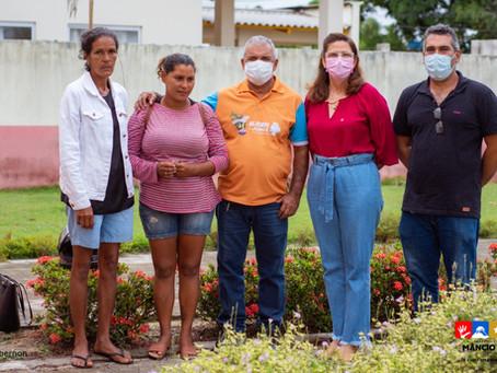 Reforma Agrária: Mâncio Lima inicia processo de regularização fundiária no PAF Tonico Sena