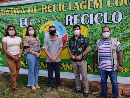 Gestão de resíduos sólidos: um desafio que a Prefeitura de Mâncio Lima vem buscando alternativas