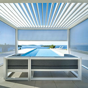 Retractable Insect Screens | Big Sky Room