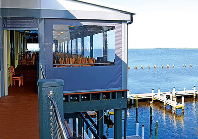 Big Sky Room | Retractable Screens | All Weather Screens | Marine Grade Vinyl
