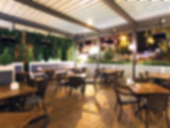 Big Sky Room | Heaters | Outdoor Space | Infrared Heating System
