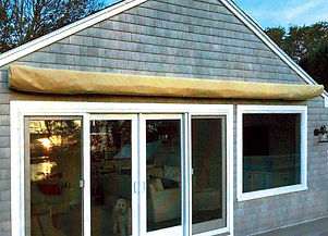 Awning Cover | Cape Cod Awnings